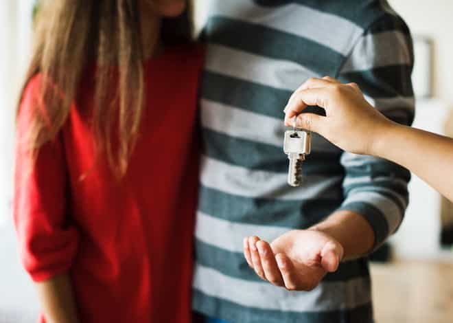 Selling a property with a tenant image